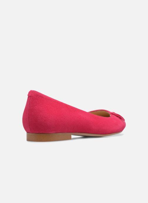 Ballerina's Made by SARENZA UrbAfrican Ballerines #4 Roze voorkant