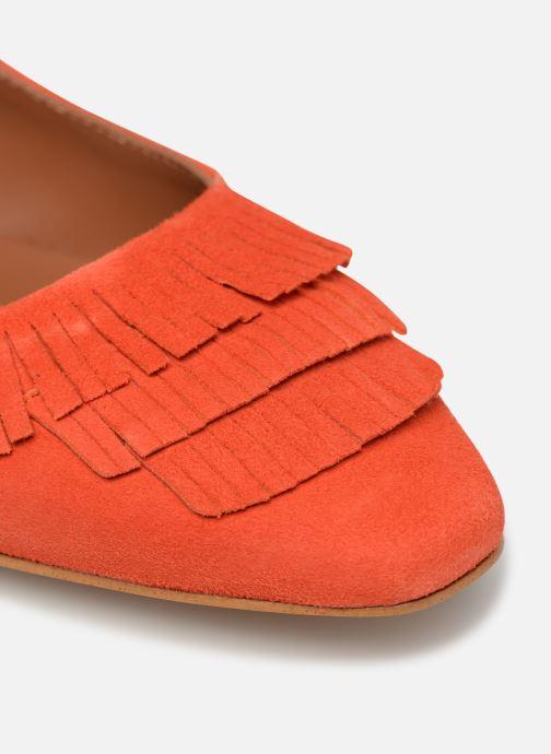 Ballerina's Made by SARENZA UrbAfrican Ballerines #4 Oranje links