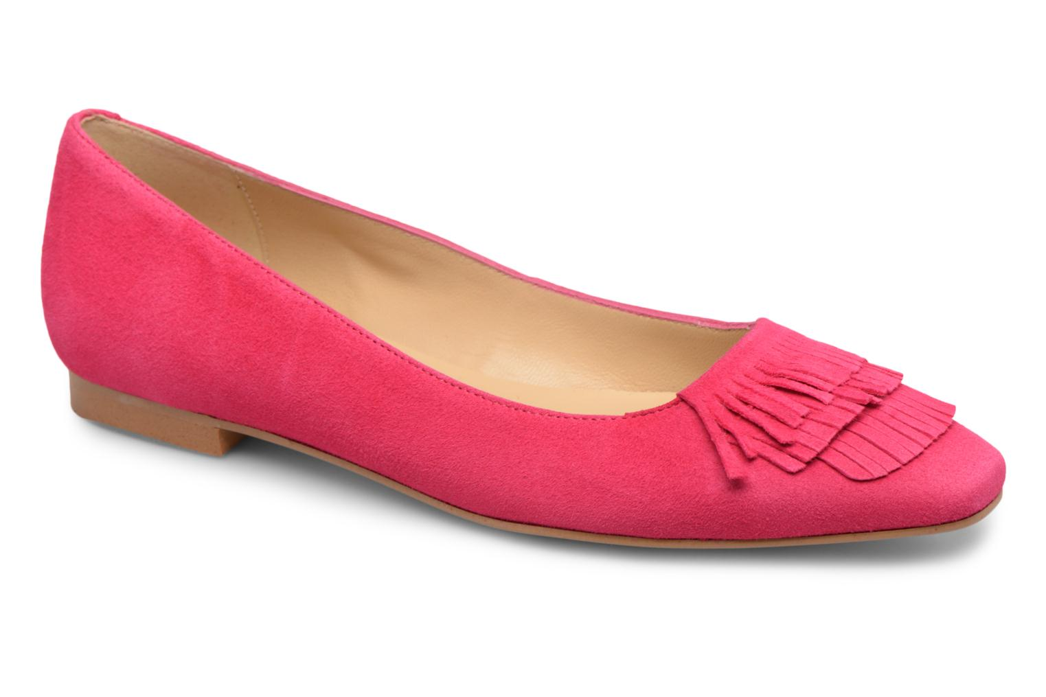 Ballet pumps Made by SARENZA Bombay Babes Ballerines #1 Pink view from the right