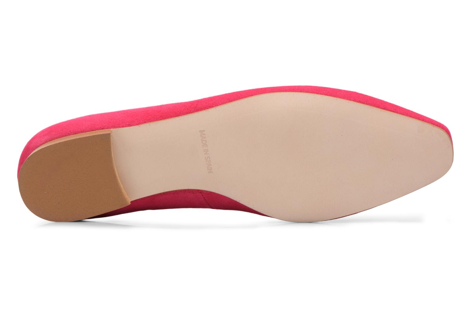 Ballet pumps Made by SARENZA Bombay Babes Ballerines #1 Pink view from above