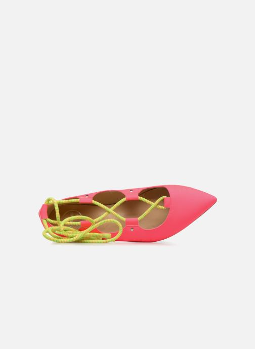 Ballerines1 Girls Rose Fluo Sarenza By Gang Made 90's v08OnmNw