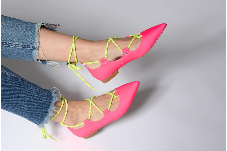 Made by SARENZA 90's Girls Gang Ballerines #1 (Rose) (Rose) (Rose) - Ballerines en Más cómodo Chaussures femme pas cher homme et femme 9620db