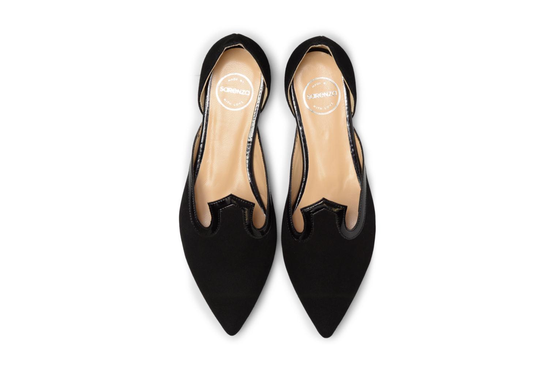 Ballerines Made by SARENZA Bombay Babes Ballerines #3 Noir vue portées chaussures