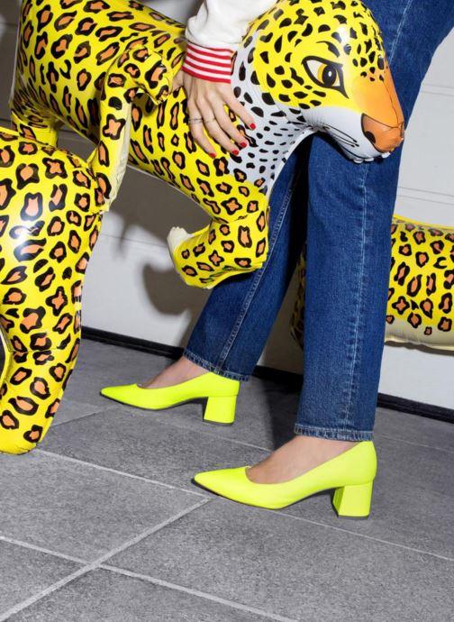 Zapatos de tacón Made by SARENZA Africa Vibes Escarpin #1 Rosa vista de abajo