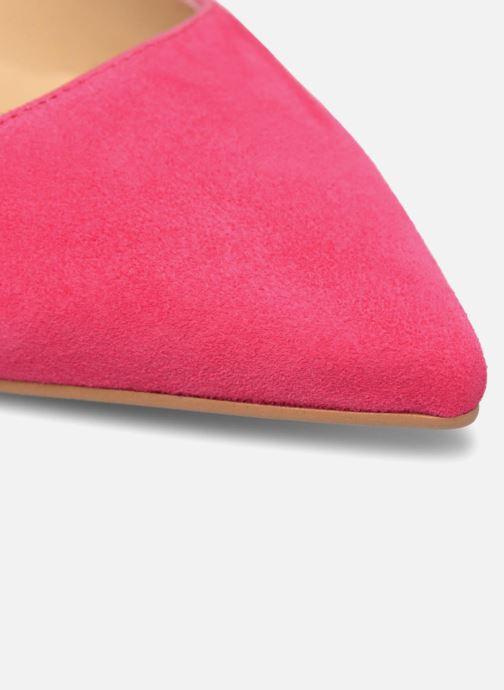 Zapatos de tacón Made by SARENZA Africa Vibes Escarpin #1 Rosa vista lateral izquierda