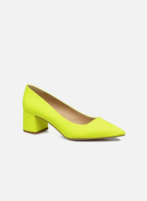 High heels Made by SARENZA Pastel Affair Escarpins #9 Yellow view from the right