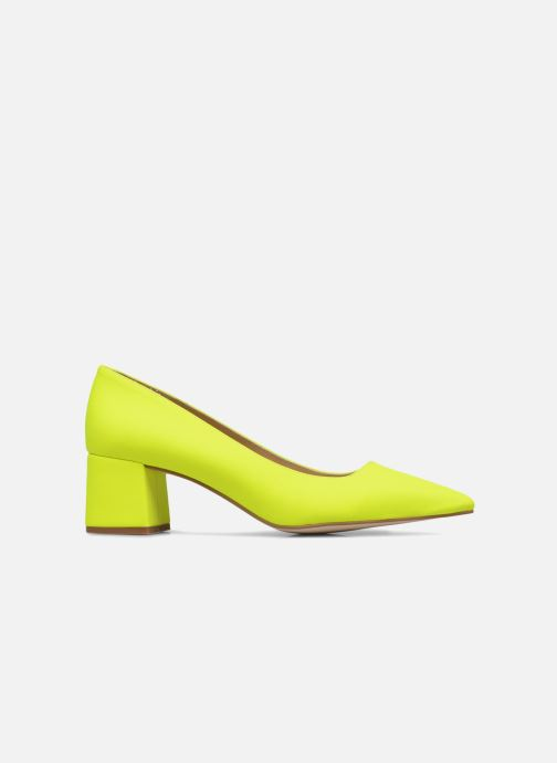 High heels Made by SARENZA Pastel Affair Escarpins #9 Yellow detailed view/ Pair view