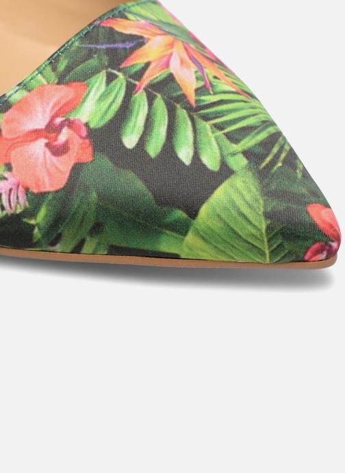 Escarpins Made by SARENZA Africa Vibes Escarpin #1 Vert vue gauche