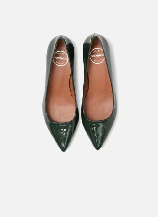 Escarpins Made by SARENZA Africa Vibes Escarpin #1 Vert vue portées chaussures