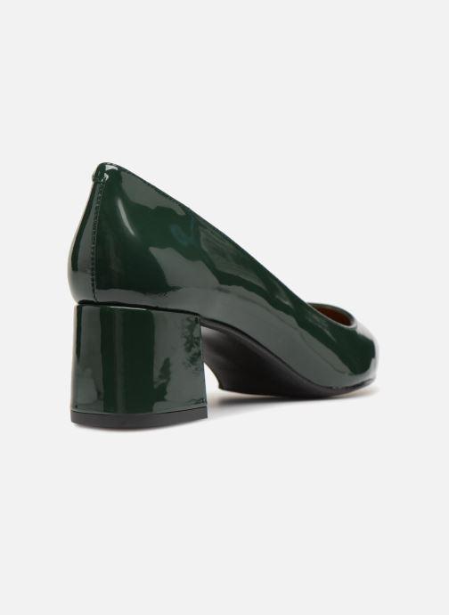 Pumps Made by SARENZA Africa Vibes Escarpin #1 grün ansicht von vorne