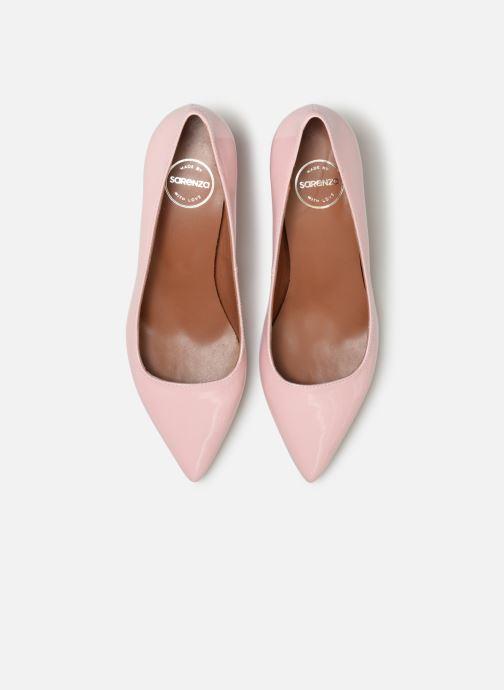Zapatos de tacón Made by SARENZA Pastel Affair Escarpins #9 Rosa vista del modelo