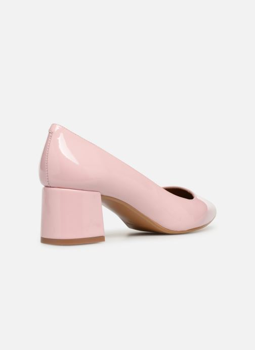 Zapatos de tacón Made by SARENZA Africa Vibes Escarpin #1 Rosa vista de frente