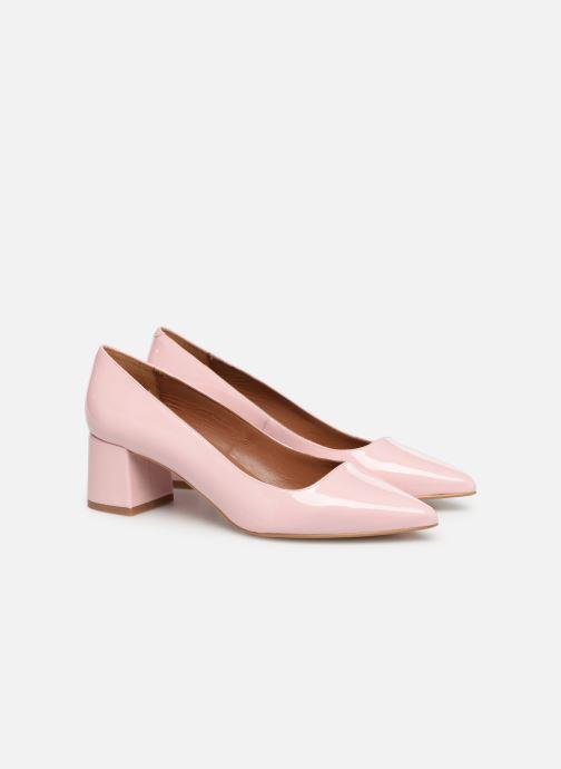 Zapatos de tacón Made by SARENZA Africa Vibes Escarpin #1 Rosa vistra trasera