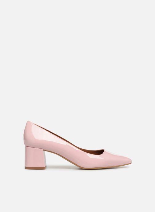 Zapatos de tacón Made by SARENZA Africa Vibes Escarpin #1 Rosa vista de detalle / par