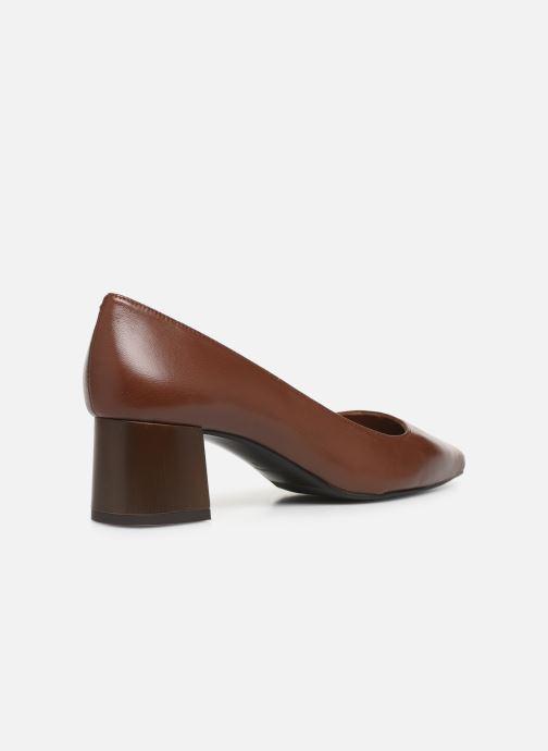 Zapatos de tacón Made by SARENZA Pastel Affair Escarpins #9 Marrón vista de frente