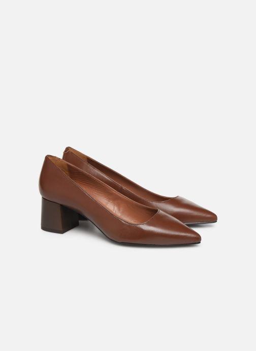 Zapatos de tacón Made by SARENZA Pastel Affair Escarpins #9 Marrón vistra trasera