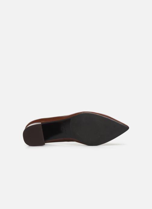 Zapatos de tacón Made by SARENZA Pastel Affair Escarpins #9 Marrón vista de arriba