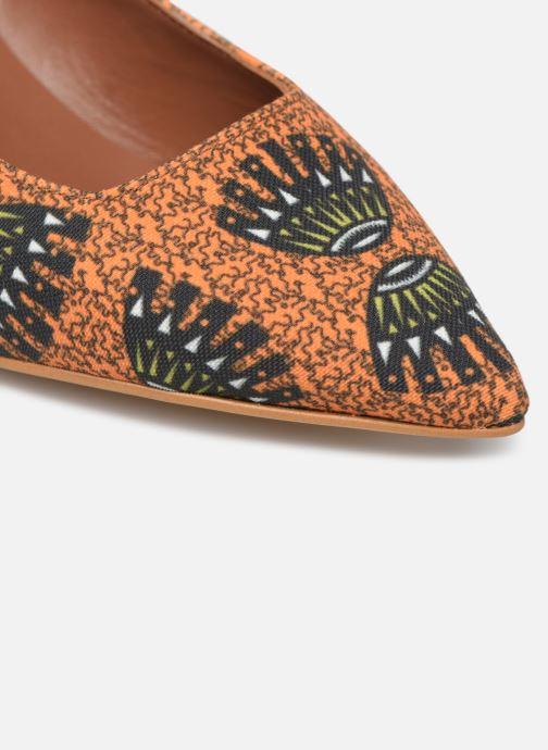 Escarpins Made by SARENZA Africa Vibes Escarpin #1 Orange vue gauche