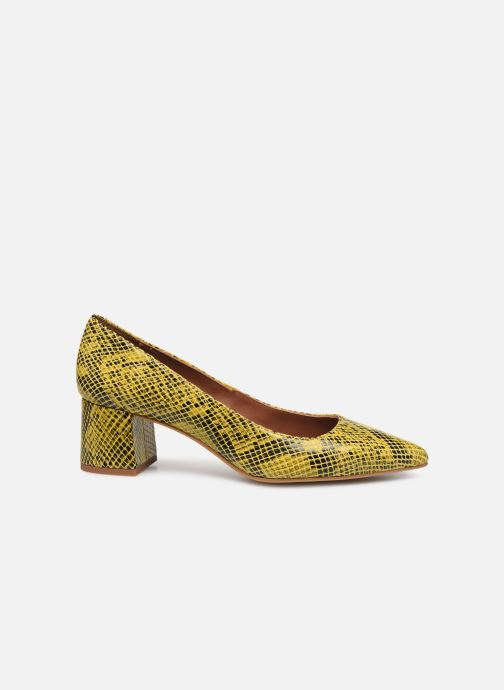 Zapatos de tacón Made by SARENZA Africa Vibes Escarpin #1 Amarillo vista de detalle / par