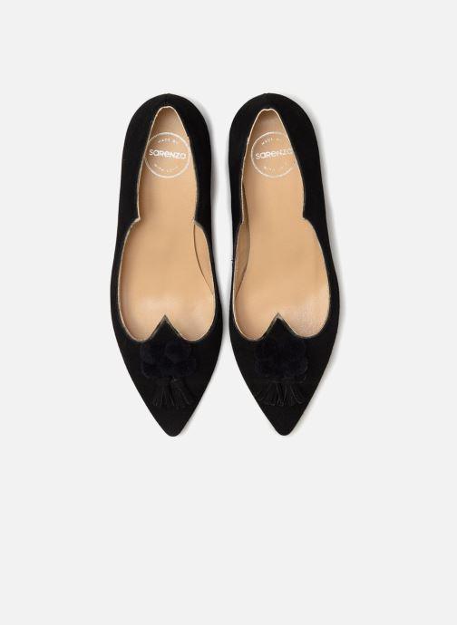 Escarpins Made by SARENZA Bombay Babes Escarpins #2 Noir vue portées chaussures