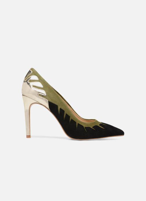High heels Made by SARENZA Carioca Crew Escarpins #9 Green detailed view/ Pair view