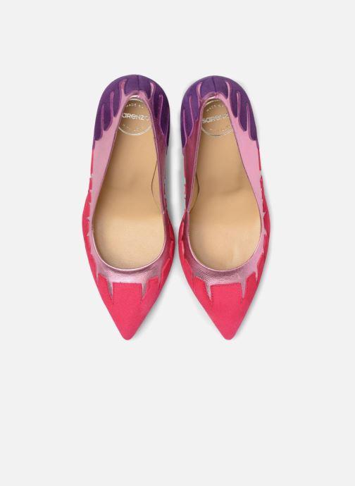 Zapatos de tacón Made by SARENZA Carioca Crew Escarpins #9 Rosa vista del modelo