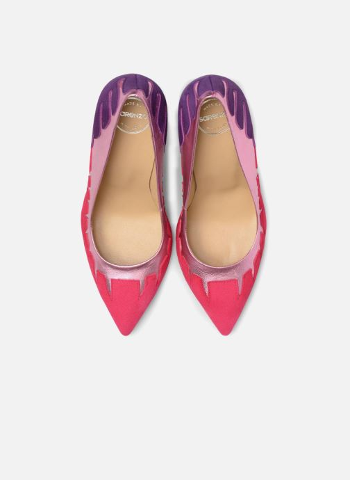 High heels Made by SARENZA Carioca Crew Escarpins #9 Pink model view