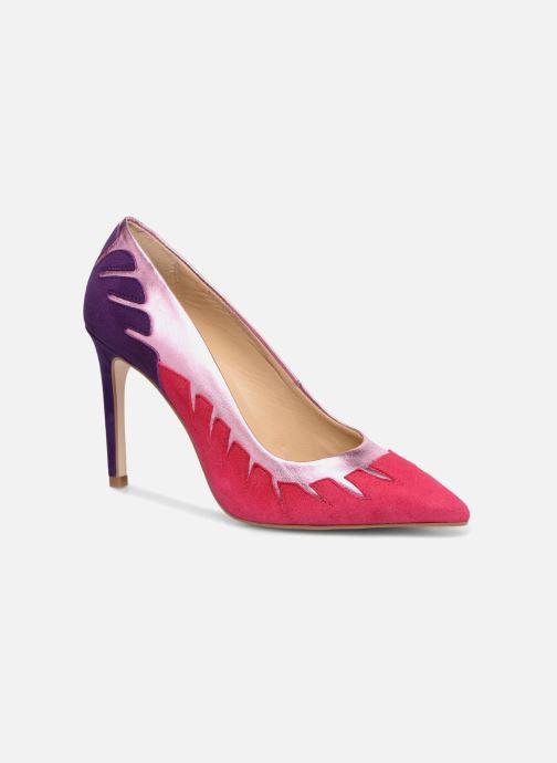Zapatos de tacón Made by SARENZA Carioca Crew Escarpins #9 Rosa vista lateral derecha