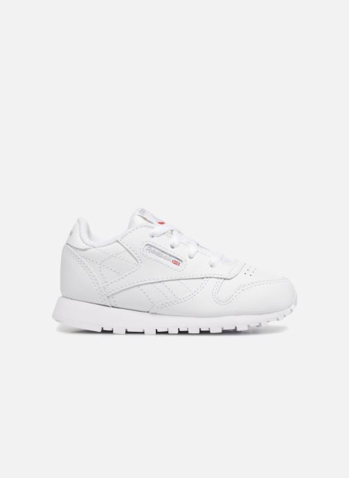 Baskets Reebok Classic Leather I Blanc vue derrière