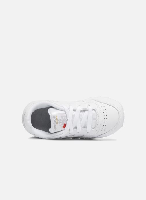 Baskets Reebok Classic Leather I Blanc vue gauche