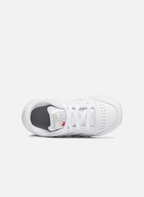 Baskets Reebok Classic Leather I Blanc vue gauche
