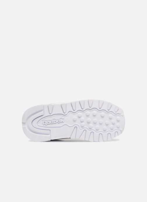 Baskets Reebok Classic Leather I Blanc vue haut