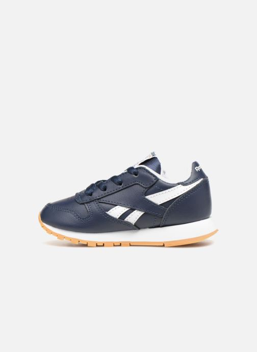 Sneakers Reebok Classic Leather I Azzurro immagine frontale