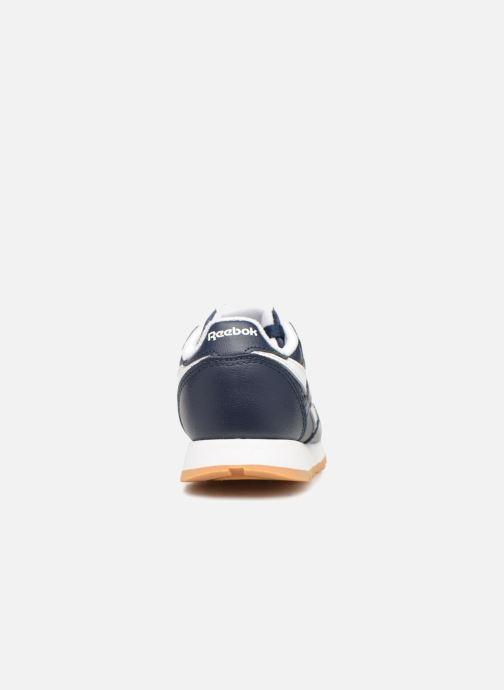 Baskets Reebok Classic Leather I Bleu vue droite