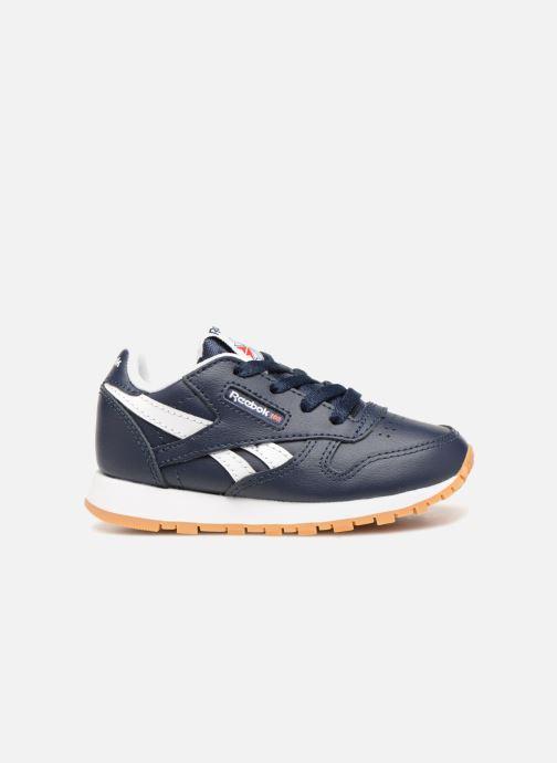 Sneakers Reebok Classic Leather I Azzurro immagine posteriore