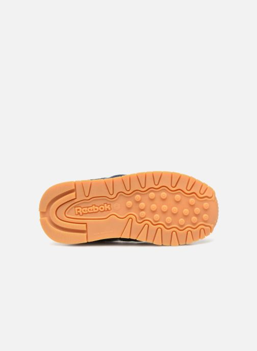 Sneakers Reebok Classic Leather I Azzurro immagine dall'alto