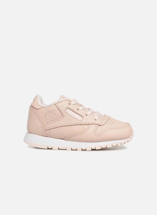 Sneakers Reebok Classic Leather I Beige achterkant