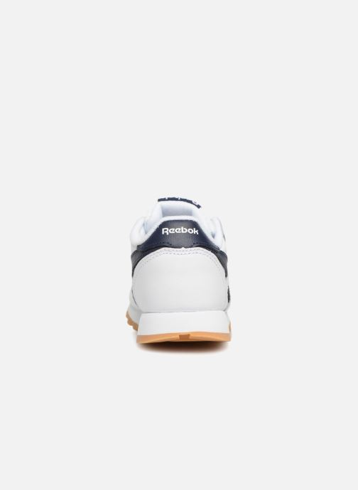Sneakers Reebok Classic Leather I Wit rechts