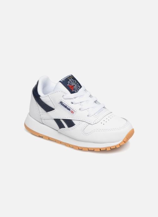 Sneakers Reebok Classic Leather I Wit detail