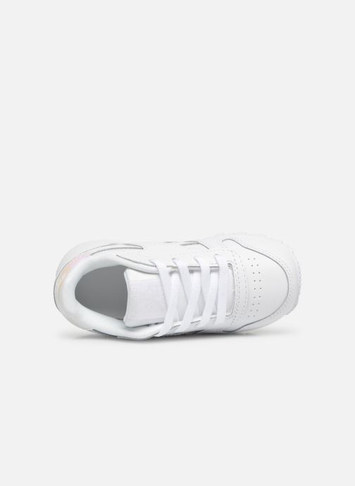 Deportivas Reebok Classic Leather I Blanco vista lateral izquierda