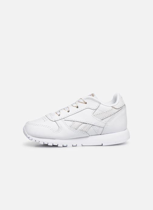 Sneakers Reebok Classic Leather I Bianco immagine frontale