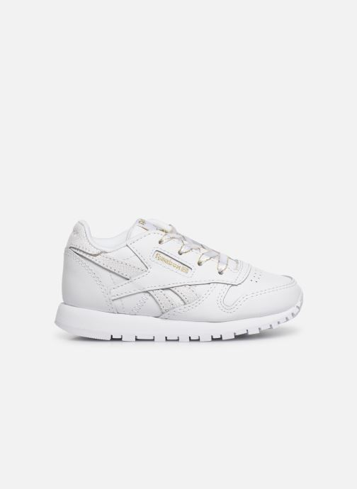 Sneakers Reebok Classic Leather I Bianco immagine posteriore