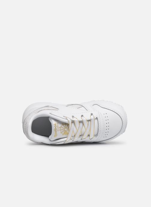 Sneakers Reebok Classic Leather I Bianco immagine sinistra