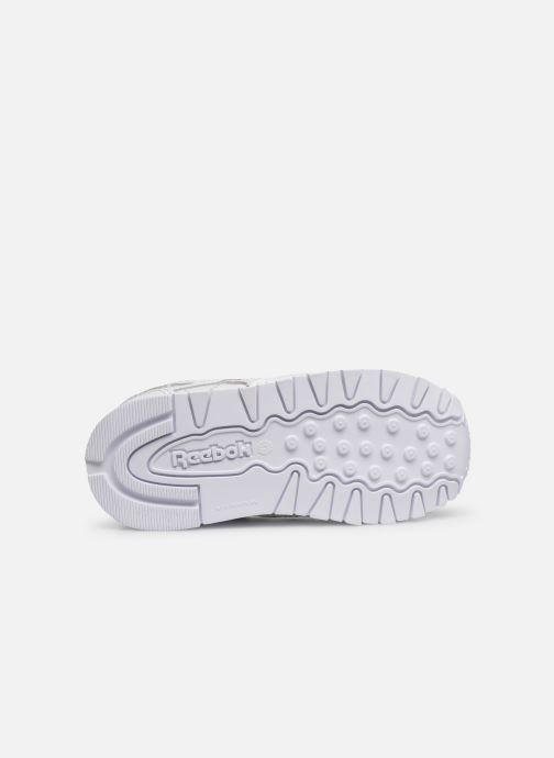 Sneakers Reebok Classic Leather I Bianco immagine dall'alto