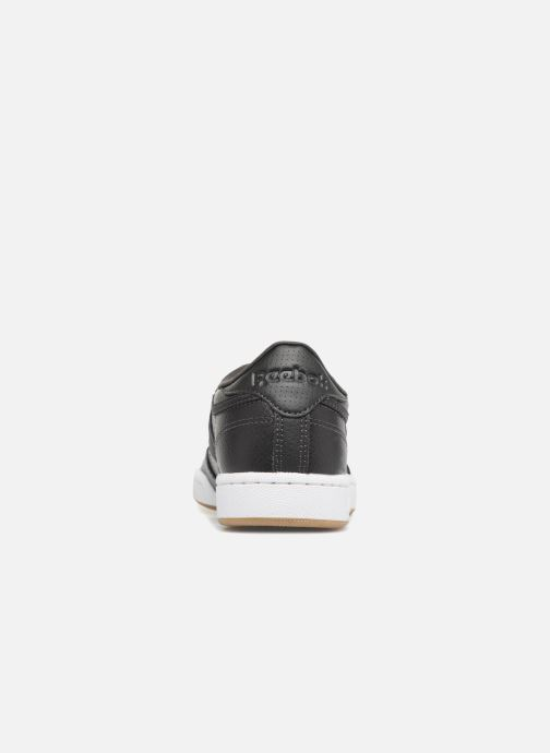 Sneakers Reebok Club C 85 Estl Zwart rechts