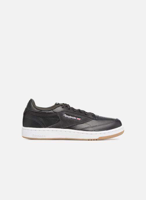 Sneakers Reebok Club C 85 Estl Zwart achterkant