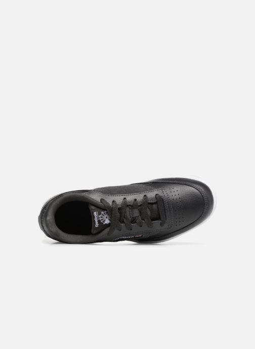 Sneakers Reebok Club C 85 Estl Zwart links