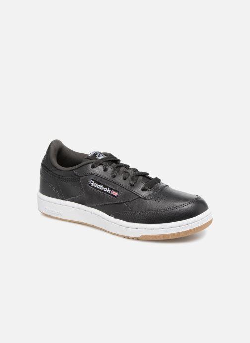Sneakers Reebok Club C 85 Estl Zwart detail