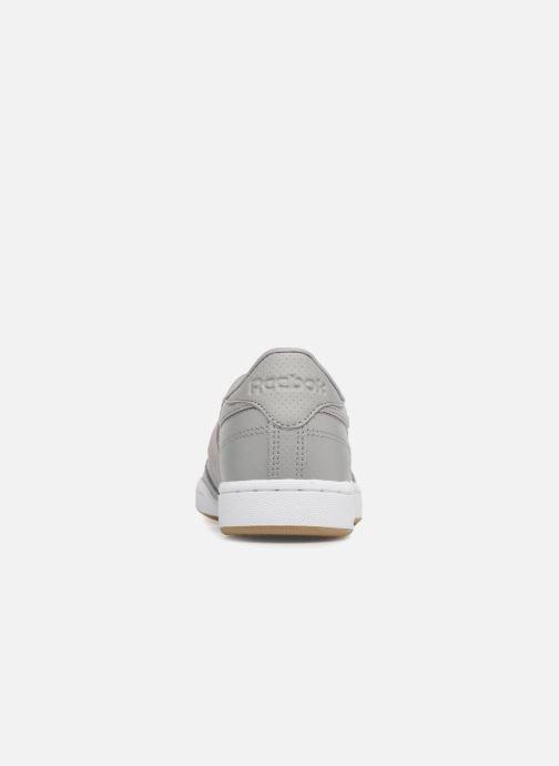 Sneakers Reebok Club C 85 Estl Grijs rechts