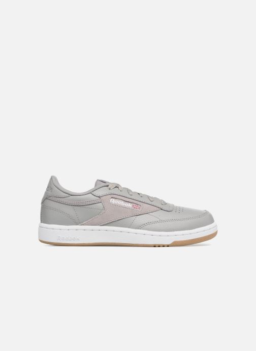 Trainers Reebok Club C 85 Estl Grey back view